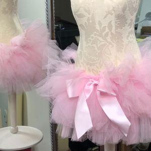 """NWT Infant/Kids  """"Just Pretend"""" Pink Tutu Skirt"""